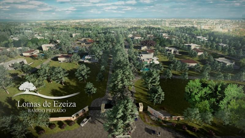 Lomas de Ezeiza - Barrio Privado