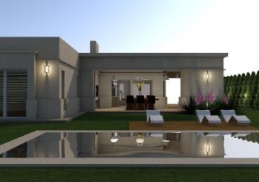 Casa a Estrenar - Lote + Casa + Pileta