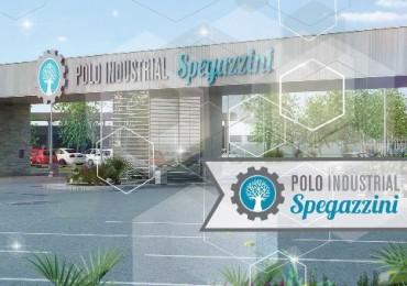 POLO INDUSTRIAL SPEGAZZINI - Venta Terreno